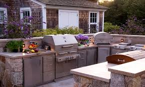 Outdoor Kitchen Cabinets Home Depot Contemporary Kitchen Best Design For Outdoor Kitchen Cabinets