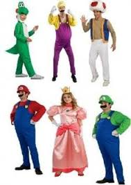 Bowser Halloween Costumes Mario Halloween Costumes Luigi Bowser Jr U0026 Star Super Mario