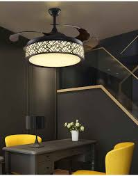 Kitchen Fan Light Fixtures Dinning Small Ceiling Fans Room Fan Living Room Ceiling Lights Fan