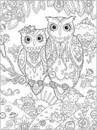 Owl Coloring Pages Print Funycoloring Owl Color Pages