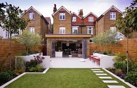 Small Narrow Garden Design Ideas Backyard Oasis Pinterest - Home designers uk