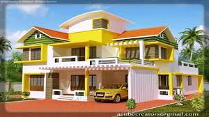 kerala model house plans 3000 sq ft youtube