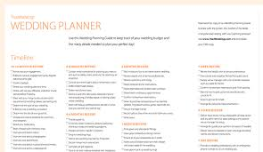 wedding planner guide the planning guide triad weddings the