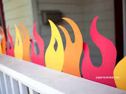 printable flames and flame templates paper and cake paper and cake