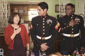 tv s funniest family adopts marines for thanksgiving