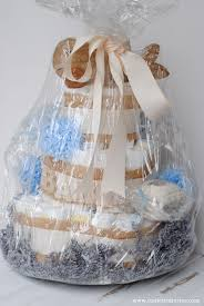 where to buy cellophane wrap for gift baskets how to make a cake baby gift katarina s paperie