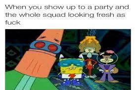 Funny Spongebob Memes - the 11 best spongebob memes from r bikinibottomtwitter steve aoki