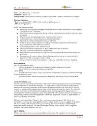 Skills For Resume Retail Foot Locker Sales Associate Resume Resume For Your Job Application