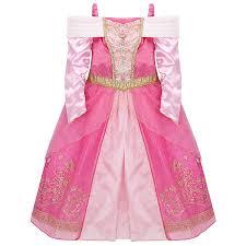 amazon com disney store princess aurora sleeping beauty costume