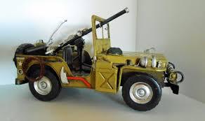 mini jeep mini jeep willys lata exército escala 1 12 army usa r 149 99 em