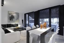 Wonderful Small Combination Of Dining Room And Living Room Designs - Modular dining room