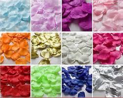 silk petals new 1000pcs silk flower petals for wedding party table