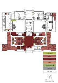 indian parliament house floor plan
