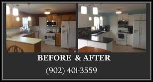 Kitchen Cabinets Nova Scotia by Halifax Cabinet Painters 401 3559 Home Facebook