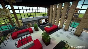 Modern House Minecraft Minecraft Luxurious Modern House V7 Download Youtube