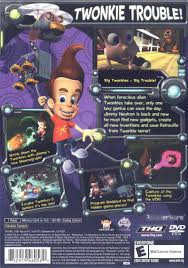 the adventures of jimmy neutro the adventures of jimmy neutron boy genius attack of the twonkies