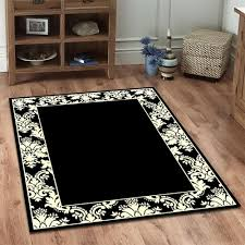 Black And White Rugs Black And White Oriental Rug Roselawnlutheran