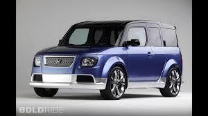 Honda Element Japan Honda Element Concept