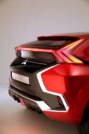 mitsubishi concept xr phev impressive mitsubishi xr phev ii concept goes in production