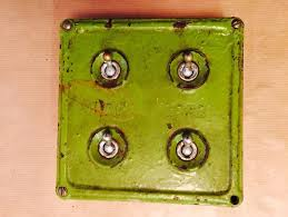 vintage industrial light switch britmac vintage industrial 4gang light switch ebay electrical