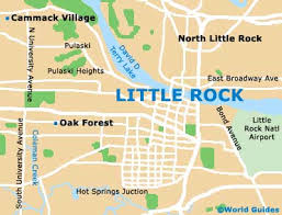 us map with arkansas rock maps and orientation rock arkansas ar usa