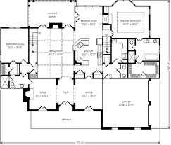 House Plans With Keeping Rooms Denham Springs John Tee Architect Southern Living House Plans