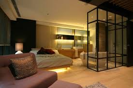 Bed On The Floor by Exotic Japanese Modern House Interior With White Bed On The Wooden