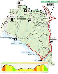 Annadel State Park Map by Index Of Map Tr