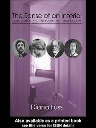 diana fuss the sense of an interior id emily dickinson