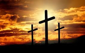 whose place did jesus take on the cross plain bible teaching