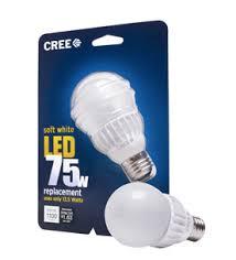 75 watt led light bulbs 75 watt led bulb resembles incandescent bulbs retrofit