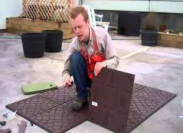 Home Depot Patio Pavers Rubber Patio Pavers Objectifsolidarite2017 Org