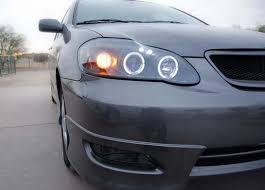 2004 toyota camry lights toyota camry corolla solara smoke housing oem style fog lights