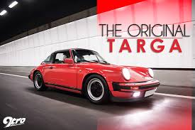 porsche old 911 porsche u201cclassic u201d 911 3 2 carrera targa the original targa 9tro