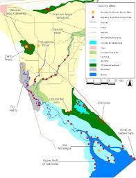 Colorado River Basin Map by Bird Conservation Plan For The Colorado River Delta Pdf Download