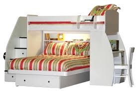 white loft bed with desk folding red extra bed rectangle shape