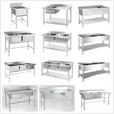 Unique Tech Services Kitchen Maintenance - Commercial kitchen stainless steel tables