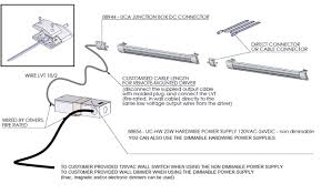How To Assemble LED Under Cabinet Lights UCA Series Part - Hardwired under cabinet lighting kitchen