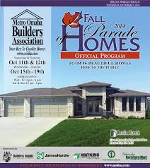 Comfort Care Homes Omaha Ne 2017 Fall Parade Of Homes By Omaha World Herald Issuu