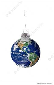 picture of earth ornament
