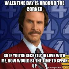 Ron Burgundy Memes - ron burgundy meme valentines burgundy best of the funny meme