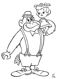 magilla gorilla coloring pages and printables pinterest