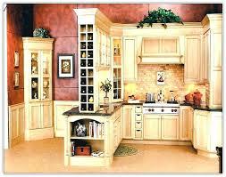 wine kitchen cabinet kitchen with wine rack progood me