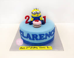 minion happy cake studio page 2
