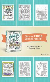 68 best niv beautiful word bible images on pinterest scriptures