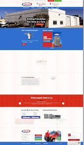 home designer pro hvac hvac website design portfolio dallas web design agency dallas