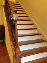 installing laminate flooring on angled stairs position the stair