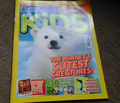 why national geographic kids is perfect for children
