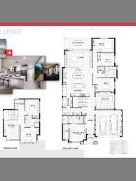 Ground Floor Plan Ben Trager Homes Geneva Ground Floor Kitchen Laundry Zone