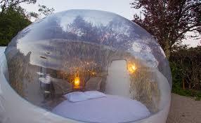 bulle chambre hébergements insolite chambres d hôte gîte atypique